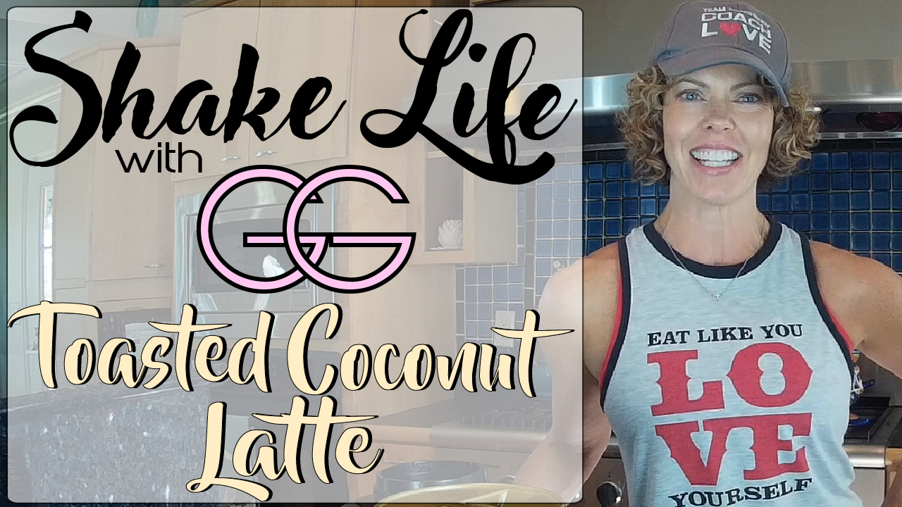 Toasted Coconut Latte – Healthified!