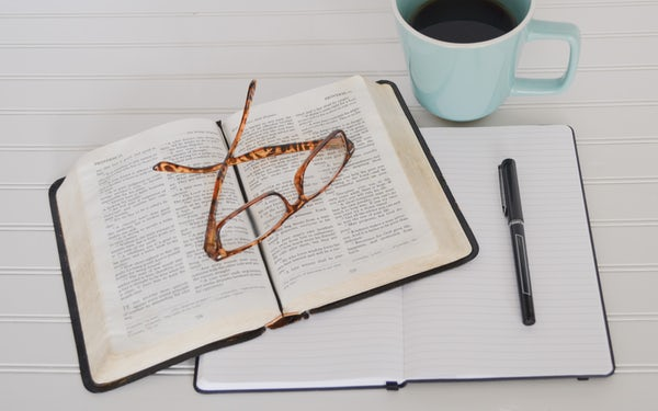 How to reach God through journaling. Have you wanted to start journaling but not sure how? I'm going to share what I do daily with my faith journaling and how it has changed my life. ggmack.com #journaling #faithjournaling #journalideas #god #faith #keepingajournal #dailybiblereading #jesus #prayer