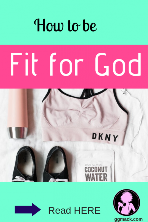 How to be a Fit Follower for God. Faith and fitness definitely go together because we are all temples of the Lord. We need to take care of the bodies He has blessed us with. I share easy tips on starting your day the healthy way with yoga, walking, prayer, worship music, and more. ggmack.com #faithandfitness #fitforgod #healthandfitness #yoga #workoutplan #exercises #prayer #faith