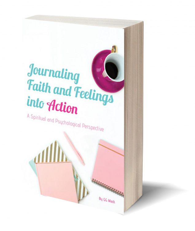 Guided Journal: Journaling Faith and Feelings into Action
