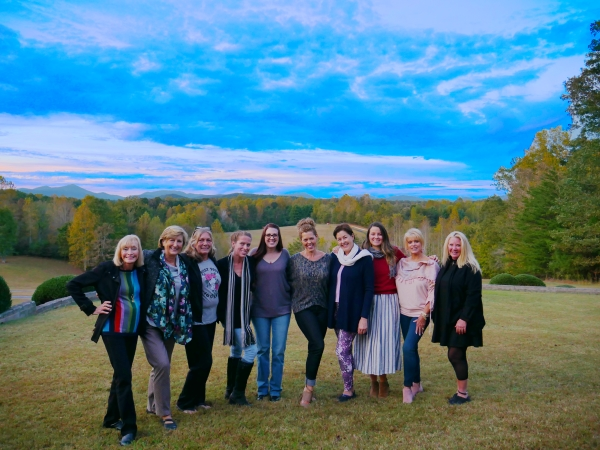 1st Annual God's Gals Retreat