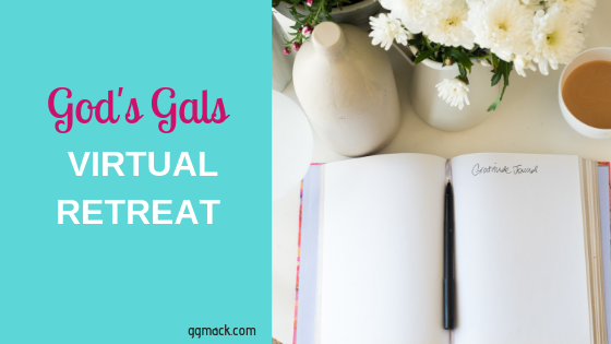 Want to join my first ever Virtual Retreat?